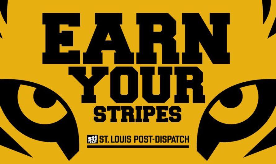 St Louis Post-Dispatch Earn Your Stripes (Mizzou) Sweepstakes