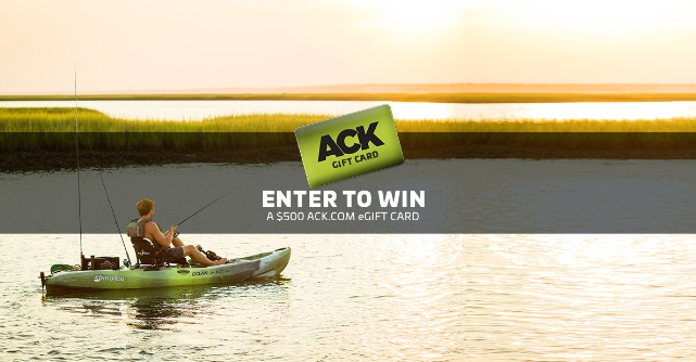 ACK Gear Giveaway