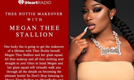 Become Thee Hottie With Megan Thee Stallion Sweepstakes