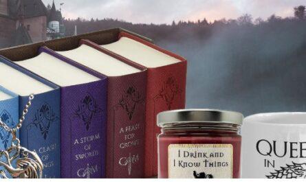 Book Queendom Game Of Thrones Super Fan Giveaway