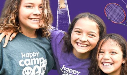 Camp X Happy Camper Holiday Fun Sweepstakes