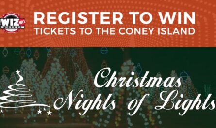 WIZNATION.com Coney Island Night Of Lights Sweepstakes
