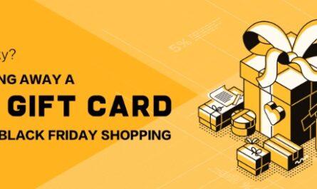 CouponKirin.com Black Friday Giveaway