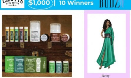 Demeter Crappy And Budzy $1,000 Giveaway