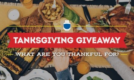Blue Rhino, Tanksgiving Giveaway