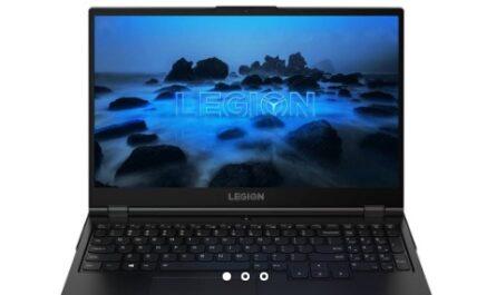 Geekspin Lenovo Legion 5 Gaming Laptop Giveaway