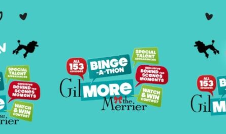 Gilmore Girls Watch And Win Giveaway