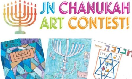 Grab Your Crayons For JNs Chanukah Art Contest