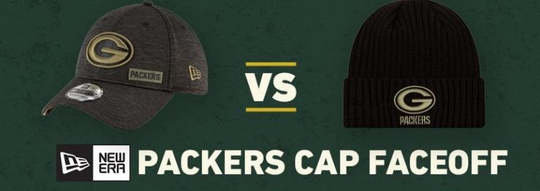 Green Bay Packers New Era Packers Cap Faceoff Sweepstakes