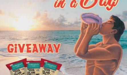 Hawaiian Brand Snacks Vacation In A Bag Giveaway