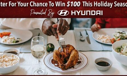 Hyundai Driving Through The Community Sweepstakes