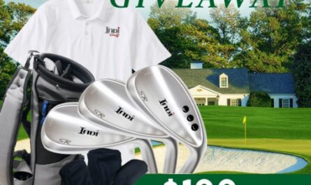 Indi Golf Clubs Indi Golf Masters Giveaway