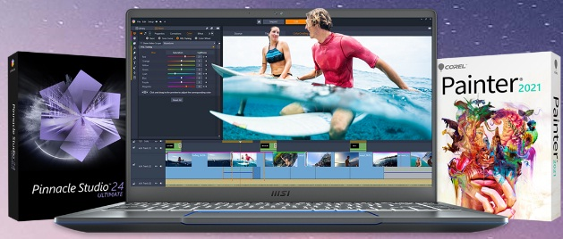 Intel And Corel Ultimate Digital Expression Bundle Sweepstakes
