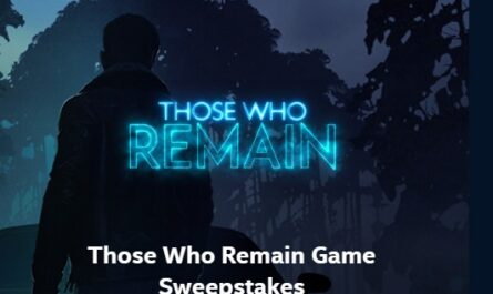 Intel, Those Who Remain Game Giveaway