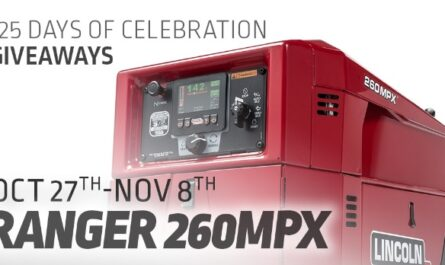 Lincoln Electric Ranger 260MPX Giveaway