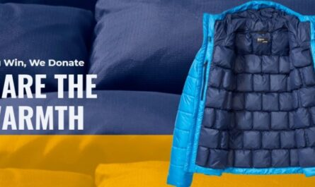 Marmot Share The Warmth Sweepstakes