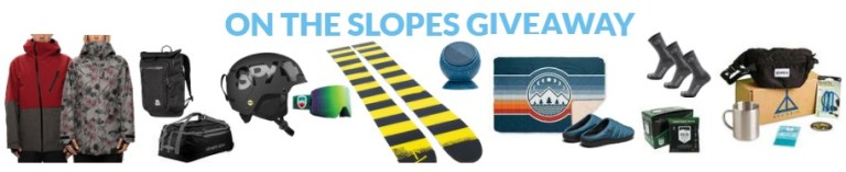 Nomadic On The Slopes Giveaway