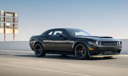 Omaze Dodge Challenger Demon Giveaway