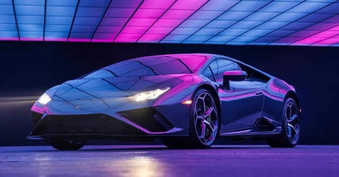Omaze Lamborghini Huracan EVO RWD Giveaway