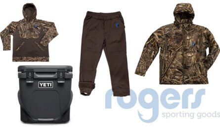 Rogers Clothing Yeti Cooler Giveaway