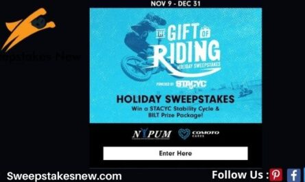 CycleGear Gift of Riding Sweepstakes