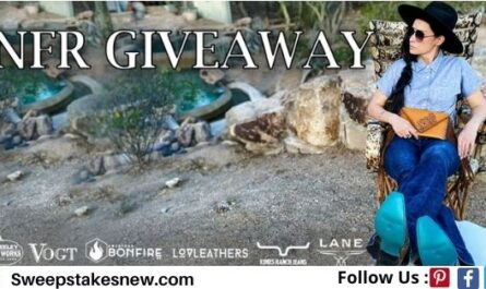 Lane Boots NFR Sweepstakes
