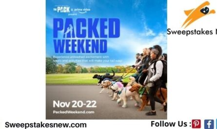 97.1 WASH-FM Amazon Prime Video The Pack Sweepstakes