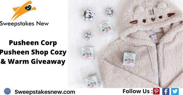 Pusheen Corp Pusheen Shop Cozy And Warm Giveaway