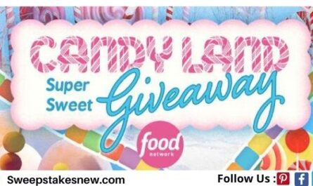 Food Network's Super Sweet Giveaway