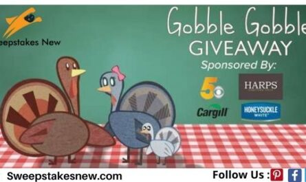 5 News Gobble Gobble Giveaway