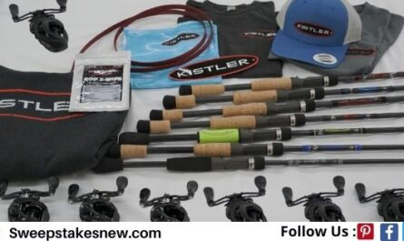 Kistler Rods Rod & Reel Bundle Giveaway