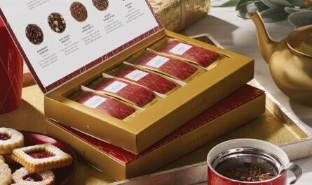 Tea Forte Warming Joy Giveaway