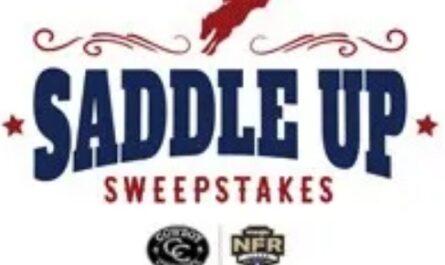 Cowboy Network Saddle Up Sweepstakes