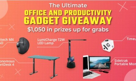 Ultimate Office And Productivity Gadget Giveaway