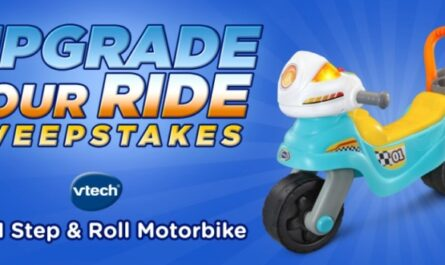 VTech Canada Upgrade Your Ride Sweepstakes