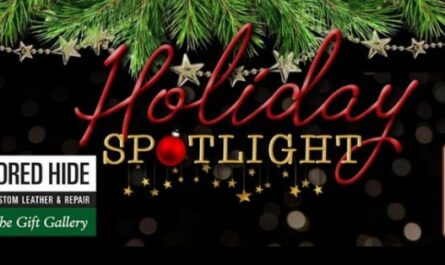 WFRV-TV Tailored Hide Holiday Spotlight Giveaway
