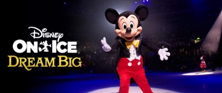 WHO 13 Disney On Ice Sweepstakes
