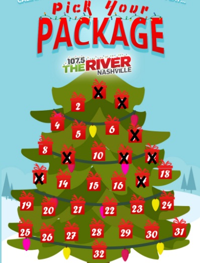 Pick Your Package Sweepstakes