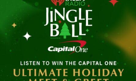 iHeartRadio Jingle Ball Sweepstakes