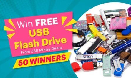 USB Grab Bag Giveaways