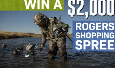 Rogers $2000 Shopping Spree Giveaway
