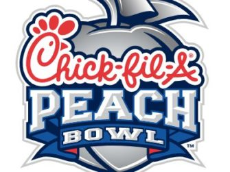 Chick-fil-A Peach Bowl Virtual Fan Section Sweepstakes