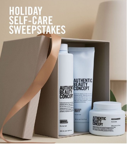 Authentic Beauty Concept, Self Care Giveaway