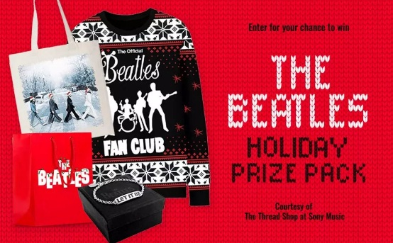 Classics Du Jour The Beatles Holiday Giveaway