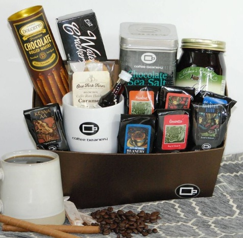 Coffee Beanery Gourmet Favorites Basket Giveaway