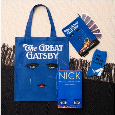 Little, Brown And Co The Great Gatsby Sweepstakes
