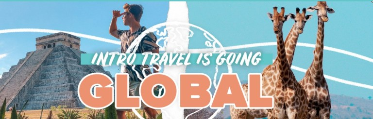 Intro Travel Is Going Global Sweepstakes