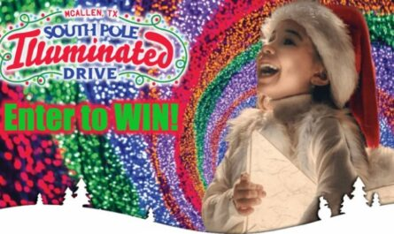 KVEO South Pole Illuminated Drive Ticket Contest