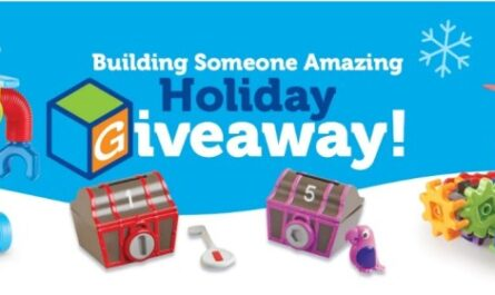 Learning Resources & Holiday Giveaway