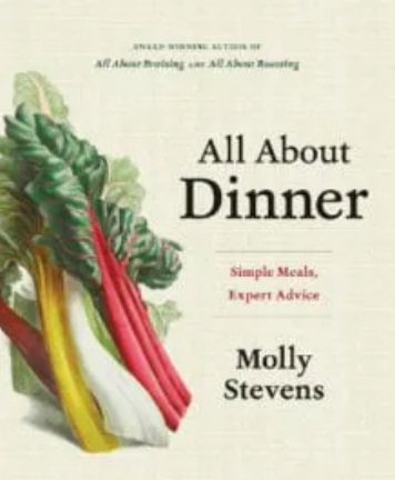 All About Dinner Simple Meals, Expert Advice Giveaway